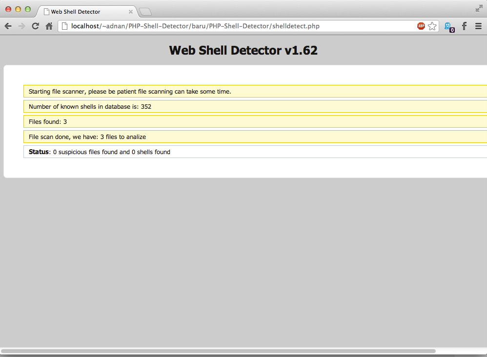 PHP-Shell-Detector Bypassed – Xanda's Blog !~!